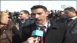 محامى الشهداء مرافعة فريد الديب فى مصلحة شهداء الثورة ضد مبارك