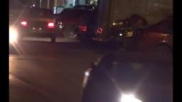 شام دمشق القابون اقتحام عصابات الاسد للحي 18 1 2012