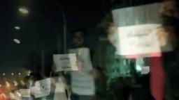 سلاسل الثورة - المعادي 16 يناير 2012 - مصرنا