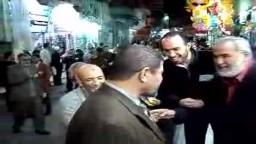 جولة الدكتور سعد عمارة المرشح لمجلس الشوري علي راس قائمة حزب الحرية والعدالة بدمياط
