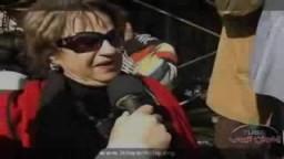 كلمة منى مكرم عبيد 25 يناير 2012