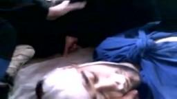 شام حمص البياضة خنساء جديدة تودع ابنها الشهيد