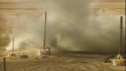 مناورات عسكرية صهيونية في منطقة النقب