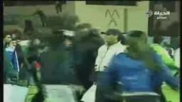 مأساة بعد مباراة الاهلى والمصرى 1/2/2012 مقتل 53 واصابة 1000