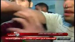 - دماء وبكاء ووفيات داخل غرفة ملابس الأهلي في بورسعيد