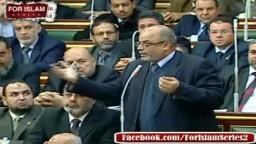 رئيس الكتلة البرلمانية لحزب الحرية والعدالة يرد على من يتهمون الحزب بأنه حزب وطني جديد