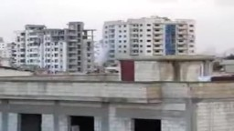 شام حمص باباعمرو الصواريخ تنهال على المنازل 8 2 2012