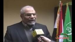 حصرياً .. تصريح د/محمود غزلان المتحدث الرسمى بإسم جماعة الإخوان حول : الدعوة لإضراب عام يوم 11 فبراير 2012
