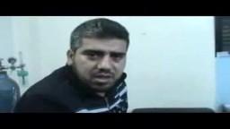 حمص - باباعمرو : مؤثر جداّ طفلين شهيدين صباح اليوم 10-02-2012
