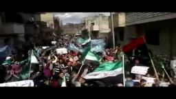 حماة - جمعه روسيا تقتل أطفالنا - 10-2-2012