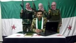 سوريا- ريف حمص انشقاق الملازم أول مهند أحمد الحلاق   وانضمامه للجيش السوري الحر
