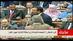 برلمان الثورة د. أكرم الشاعر: لو نجحت الحكومة في حل مشكلة البطالة نجحت الثورة