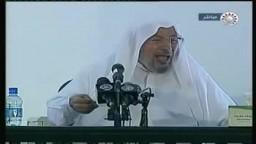 القرضاوي: ستنتصرسوريا وسأخطب الجمعة في الجامع الأموي..