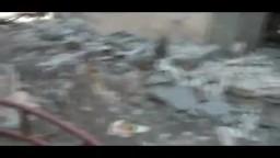 حمص باباعمرو : مقتل صحفيين اجنبيين 22/2
