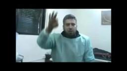 اهل بابا عمرو للعالم : نحن بحاجة لأكفان للشهداء .. أرسلوها لنا ولن نختلف عن السعر