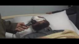 رسالة من أ. أنور البلكيمي بعد الاعتداء عليه بالضرب  للأمن  والشعب