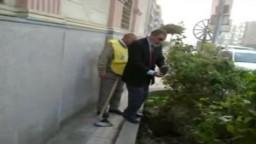 زراعة 1000 شجرة مثمرة - حزب الحرية والعدالة بكفر الشيخ