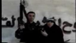مؤثر:خنساء فلسطين تودع ابنها قبل عمليته الاستشهادية