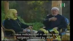 في ذكرى وفاته-- الشيخ محمد الغزالي يبكي ويرتجف شوقا للرسول
