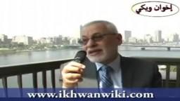 الأستاذ علي البيانوني المراقب العام لإخوان سوريا سابقا - الجزء الرابع