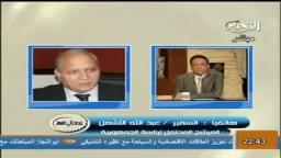 د. عبدالله الأشعل يعلن تنازله للمهندس خيرت الشاطر
