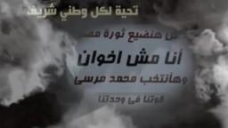 شكرا لشعب مصر العظيم مرسي رئيساً لمصر