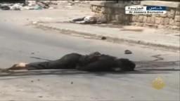 93 قتيلا وإسقاط طائرة لجيش الأسد