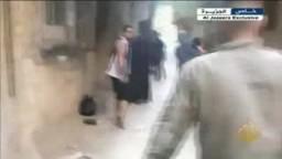 جهود الجيش السوري الحر في حماية المدنيين