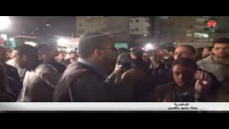 حملة سلمها بالأصول تجوب شوارع الإسكندرية