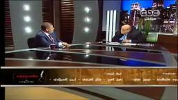 د.مرسي مع عماد أديب: لن اخونكم أبدا، ولن اخون الله فيكم
