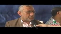 د/ مصطفى الغنيمى عضو مكتب الإرشاد فى جمعة حماية الثورة