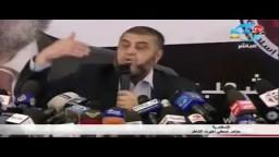 مؤتمر صحفي لخيرت الشاطر. مرشح الرئاسة