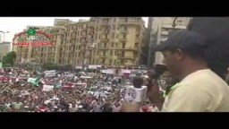 هتافات الثوار _ جمعة حماية الثورة 13/4/2012