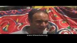 كابتن نادر السيد في جمعة حماية الثورة