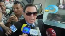 عودة الراجل اللي ورا عمر سليمان في حديث مستفز