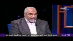 د/ غزلان- الشاطر ظُلم قبل الثورة وبعدها بعد حرمانه من الترشح لانتخابات الرئاسة