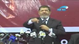 مؤتمر حاشد للدكتور/ مرسى فى البحيرة ..مرسى رئيساً