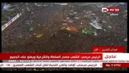 الرئيس محمد مرسي .. أروع ما قاله في ميدان التحرير