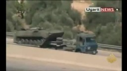 سوريا- اشتباكات عنيفة بين الجيش السوري الحر والنظامي المجرم