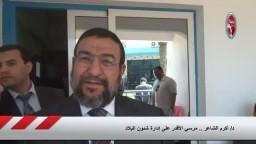 أكرم الشاعر .. مرسي الأقدر على إدارة شئون البلاد