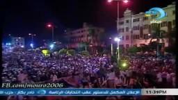 دعاء الدكتور مرسي فى المؤتمر الختامى من أمام قصر عابدين
