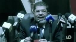 رؤيتي _ الدكتور مرسي رئيساً لمصر 2012