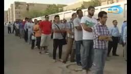 تقرير -- بداية العملية الانتخابية 2012للرئاسة
