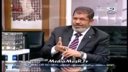 تعهدات د. محمد مرسي للشعب المصري إذا أصبح رئيساً لمصر