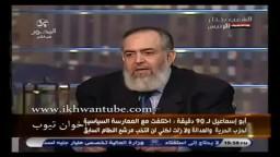 الشيخ حازم أبو إسماعيل يعلن تأييده للدكتور مرسي