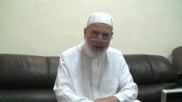 تأييد الشيخ الدكتور صلاح الخالدى للدكتور مرسي