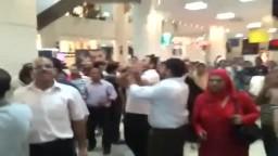 من داخل جنينة مول : مش هنضيع ثورة مصر مش هيخش شفيق القصر
