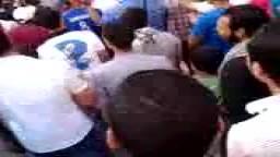 المظاهرات بدمنهور اليوم 2/ 6/ 2012