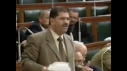 الدكتور محمد مرسي مناضلا  كما عرفته مصر