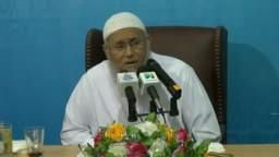 الشيخ فوزى السعيد يؤيد محمد مرسى
